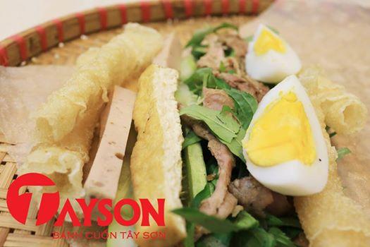 Bánh Cuốn Tây Sơn Giao Đồ Ăn Tận Nơi Cho Công Ty Cp Chuyển Phát Nhanh An Pha Nam Quận Tân Bình