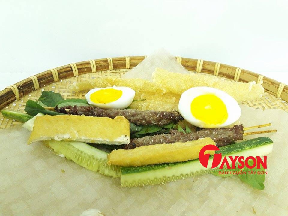 Bánh Cuốn Tây Sơn loại 25,000 BÒ