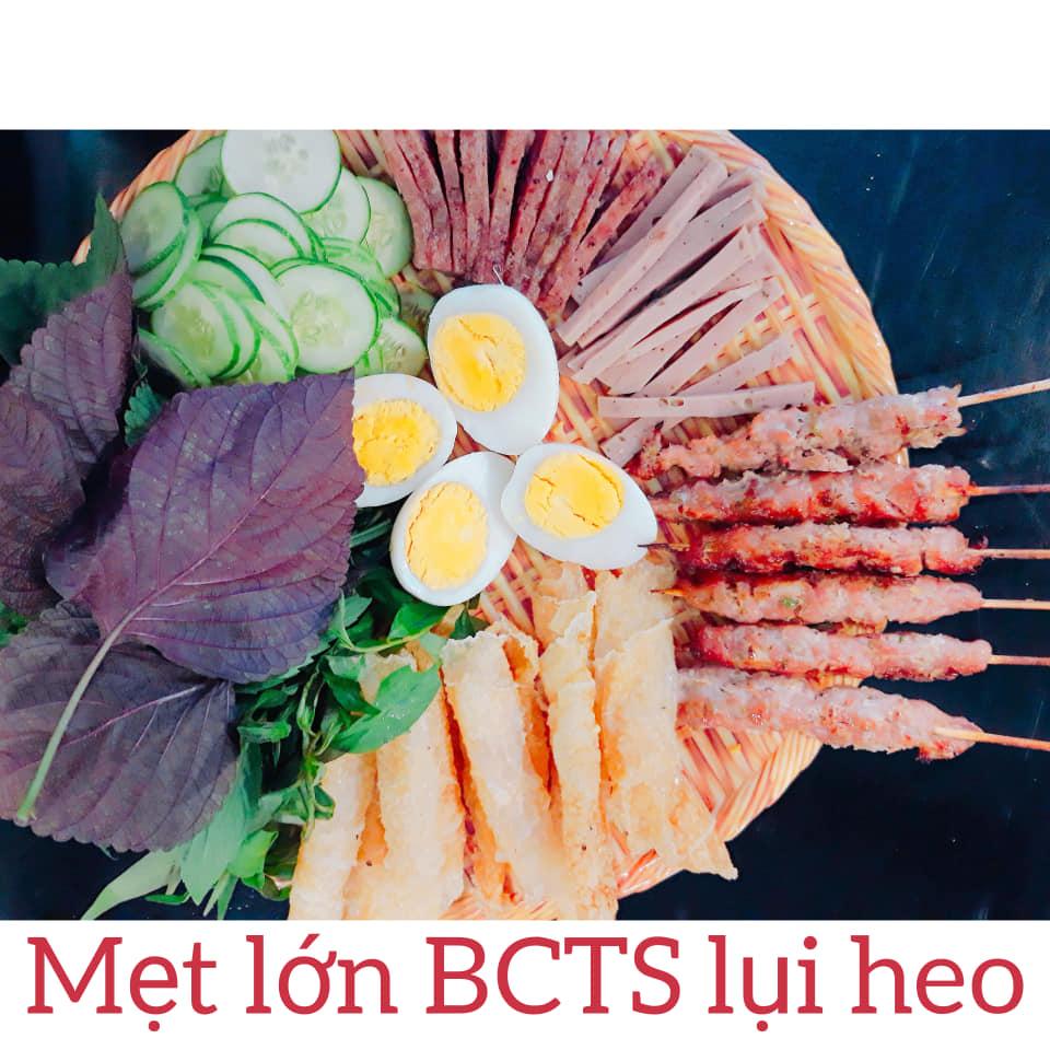 Mẹt lớn Bánh Cuốn Tây Sơn lụi heo